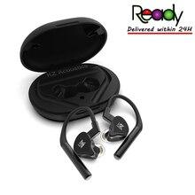 KZ E10 TWS 5.0 zestaw słuchawkowy Bluetooth DD + 4BA bezprzewodowy zestaw słuchawkowy Bluetooth TWS Hifi Bass sport KZ T1 ZSX ZS10PRO C12 QC3020
