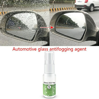 20ml środek przeciwmgielny wodoodporny deszczoodporny Spray okno samochodu powłoka szklana Anti Mist gogle czyste okno naprawa akcesoria samochodowe tanie i dobre opinie JOSHNESE CN (pochodzenie) Mycie okien liquid Anti-fog Agent