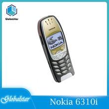 Nokia 6310i-móvil renovado, Original, 6310 6310i, 2G, GSM, triple banda, Bluetooth, clásico, reacondicionado