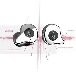 Image 4 - Sabbat auriculares TWS E12 Ultra QCC3020, inalámbricos por Bluetooth 5,0, auriculares internos estéreo con reducción de ruido y carga inalámbrica