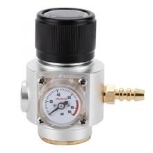 Soda stream CO2 мини Регулятор газа CO2 зарядное устройство Комплект 0 90 PSI corny cornelius keg зарядное устройство для европейского пивного Kegerator