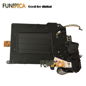 Image 2 - Free shipping for Nikon D610 D600 shutter unit with Blade Curtain Motor Assembly DSLR Camera Repair parts