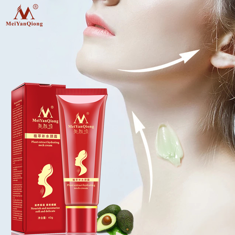 Whitening Neck Treatment Cream Anti-Aging Skin Care Neck Care  Face Anti-Wrinkle Hydrating Moisturizing Repair Cream