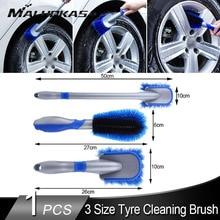Auto Waschen Pinsel Lkw Motorrad Bike Auto Reifen Rad Felgen Reinigung Multi Funktionale Reifen Detaillierung Pinsel Auto Peeling Pinsel