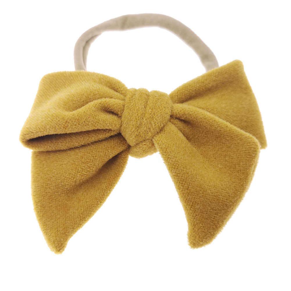 Elastic  Soft velvet band  headband  elastic  velvet  velvet  soft  autumn  accessories  hair  nylon headband