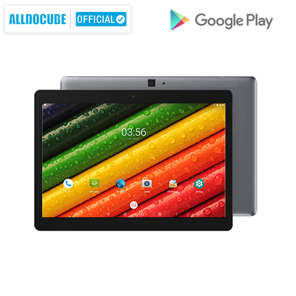 ALLDOCUBE M5XS tablette Android 10.1 pouces 4G LT 3GB RAM 32GB ROM MTKX27 10 tablettes d'appel téléphonique de base PC/téléphone 1920*1200 IPS GPS