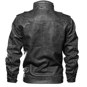 Men Jackets Genuine Leather High Quality Male Classic Motorcycle Biker Cow Leather Jacket Mens Spring Drop Ship Plus Size XL-7XL