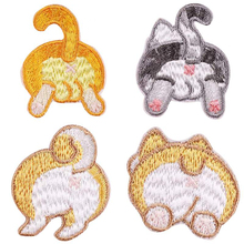 Cartoon Iron-On Patches for Clothing of The Breach Embroidery Applique DIY Hat Coat Dress Pants Sewing Accessories Cloth Sticker breach of faith