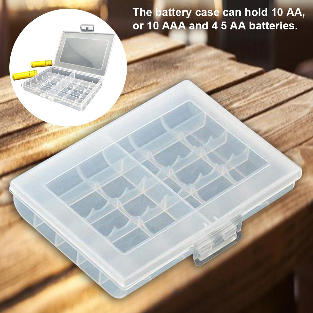 Bag-Holder Organizer Storage-Box Carrying-Case Aaa Battery Lightweight Compact 12x8.5x2cm