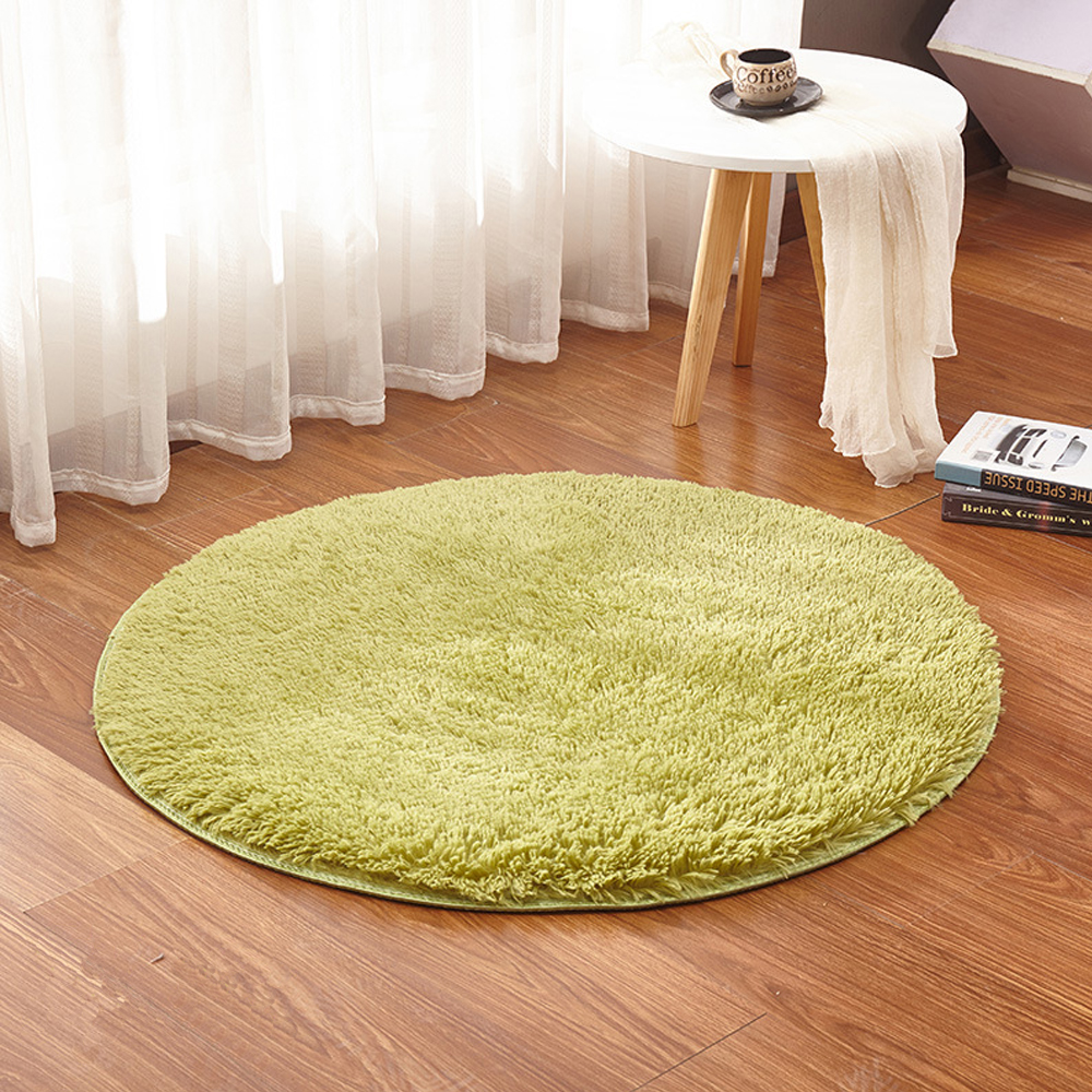 EHOMEBUY2019 Soft Rugs Plush Carpets Children Tatami Mats Living Room Bedroom Decor Spring Solid Color Comfortable 9 Sizes in Rug from Home Garden