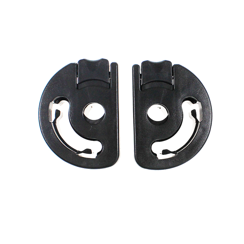 LARBLL New Front Left Right <font><b>Armrest</b></font> Bracket seat adjustment Fit for <font><b>Peugeot</b></font> 307 Seat <font><b>Armrest</b></font> Plastic Mount Picasso Triumph <font><b>408</b></font> image