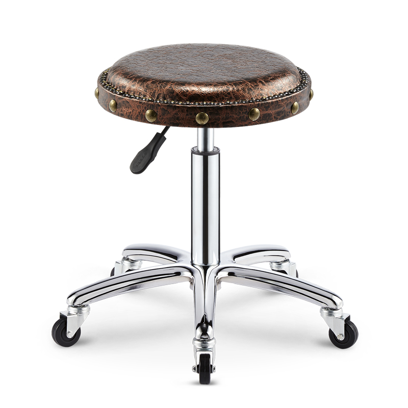 Beauty Stools, Rotary Lifting, Wheelchairs, Hairdressing, Manicure, Barber Shop, Hair Salon