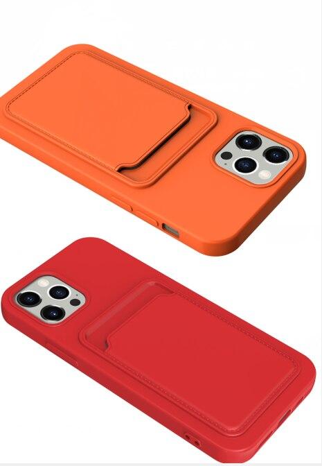 H7c883e26559b450884a2794c7757199aE Capinha carteira case telefone iphone 12 pro max mini se 2020 11 xs x xr 6 7 8 plus tpu carteira macia capa traseira à prova de choque coque novo