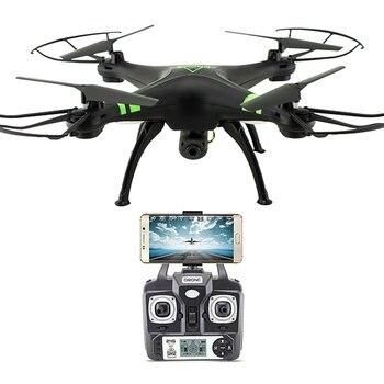 модели металлических самолетов | X53 Wifi FPV Квадрокоптер авто-Взлет Дистанционная модель самолет Дрон камера 720P HD 30 Вт пикселей без карты памяти RC Дрон детская игрушка