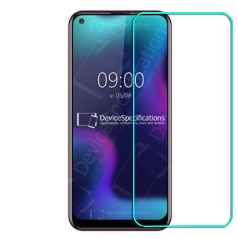 Tempered Glass For BQ Mobile BQ-6424L Magic O Screen Protector 9H 2.5D Phone Protection Film Protective Glass