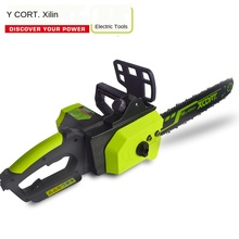 Household 16-Inch Logging Electric Chain High-Power Multi-Function Woodworking Chain Saw Tool