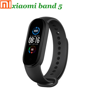 Original Xiaomi band 5 NFC version multi-function NFC/ 14 days long battery life / magnetic charging / 11 sports mode watches
