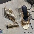 2020 marca de luxo sapatos femininos de couro de alta qualidade chinelos femininos slides modis mulesladies sandálias de salto alto chinelos