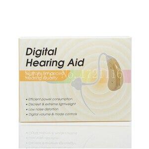 Image 5 - Aides auditives numériques sans fil réglables damplificateur de son daide auditive de digital dajustement ouvert de VHP 902 pour la voix personnelle doreille