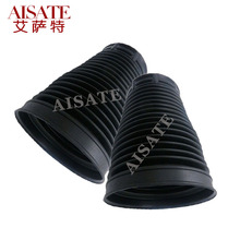 2pcs/Pair Front Air suspension Spring Rubber dust boot cover For jeep grand cherokee wk2 Chrysler 68029902AE 68029902AB