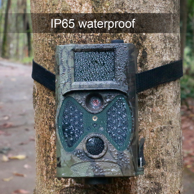 Hunting Trail Camera HC300A 16MP Night Vision 1080P Video Wireless Wildlife Cameras Cams for Hunter Photos Trap Surveillance 4