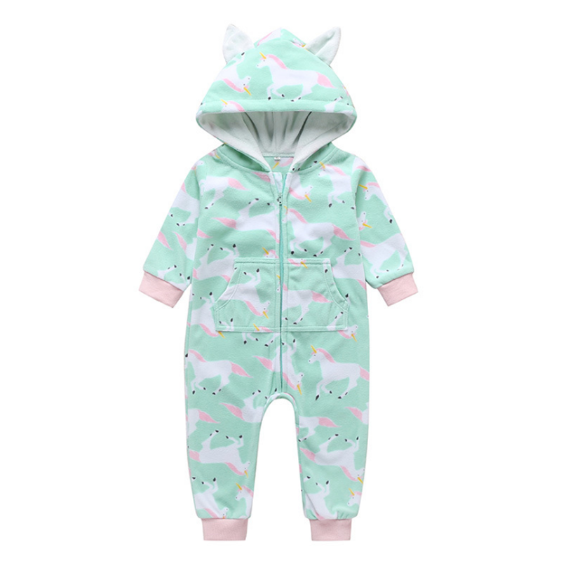 H7c8c50f07eba415f8a069f390258eec7l 2019 Fall Winter Warm Infant Baby Rompers Coral Fleece Animal Overall Baby Boy Gril Halloween Xmas Costume Clothes Baby jumpsuit