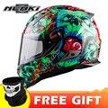 Мотоциклетный шлем NENKI  полнолицевой шлем для мотокросса  мотоциклетный шлем