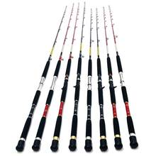 4mm FRP Tip 1.8M 2.1M Carbon Fiber Fish Pole Ocean Saltwater Lure Spinning Boat Fishing Universal Casting Rock Fly Fishing Rod(China)