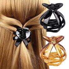 Horquilla de pulpo para el pelo para mujer, herramientas de estilismo de plástico, accesorios para el cabello