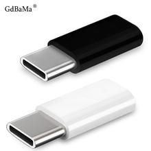 Mobile Phone Micro USB To C Adapter Mini OTG Type c for Huawei p20 p30 mate20 Xiaomi Samsung Galaxy