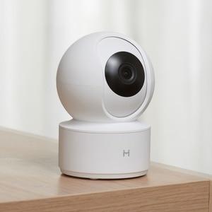 Image 3 - Xiao mi jia chuang mi câmera ip inteligente ptz 1080 p hd webcam filmadora 360 ângulo wifi sem fio cam visão noturna para mi casa