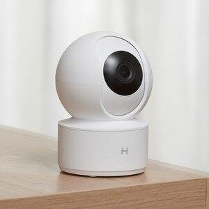 Image 3 - Xiao mi mi jia Chuang mi akıllı IP kamera PTZ 1080P HD Webcam kamera 360 açı WIFI kablosuz kamera gece görüş mi ev