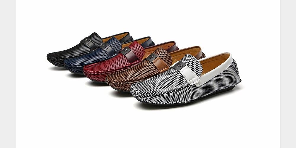 H7c8df6ab14c24b44a6d6c50132d3bd5dy Men Loafers Shoes Autumn Fashion Boat Footwear Man Brand Moccasins Men'S Shoes Men Slip-On Comfy Drive Men's Casual Shoes