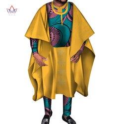 Herren Roben Traditionelle Afrikanische Kleidung Dashiki 3 stück Männer afrikanische kleidung Roben Afrika Kleidung Plus Größe 6XL WYN968
