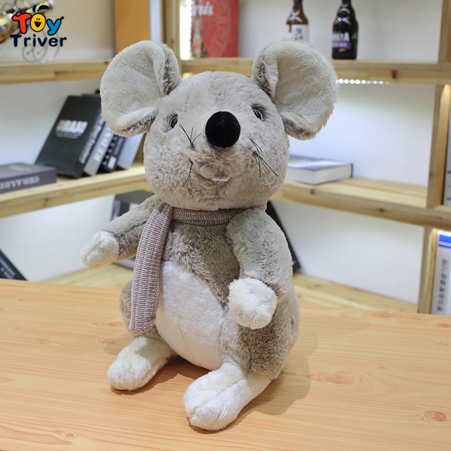 Mouse Mice Rat Plush Toy Triver Stuffed Animals Doll Baby Kids Children Boy Girl Birthday Christmas Gift Home Shop Decorations