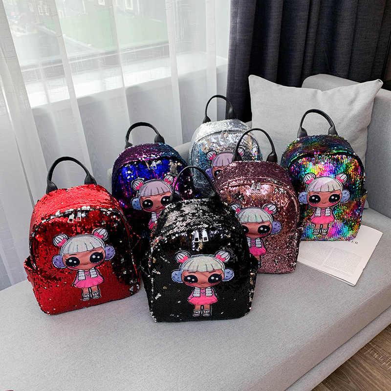 Детская сумка осень-зима 2019 г. Новая Большая вместительная Противоугонная хип-хоп многофункциональная сумка модный рюкзак