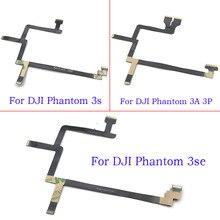 Cáp Linh Hoạt Gimbal Sửa Chữa Nơ Dây Dẹt PCB Flex Sửa Chữa Phần Cho DJI Phantom 3 Camera Drone 3A 3P 3S SE