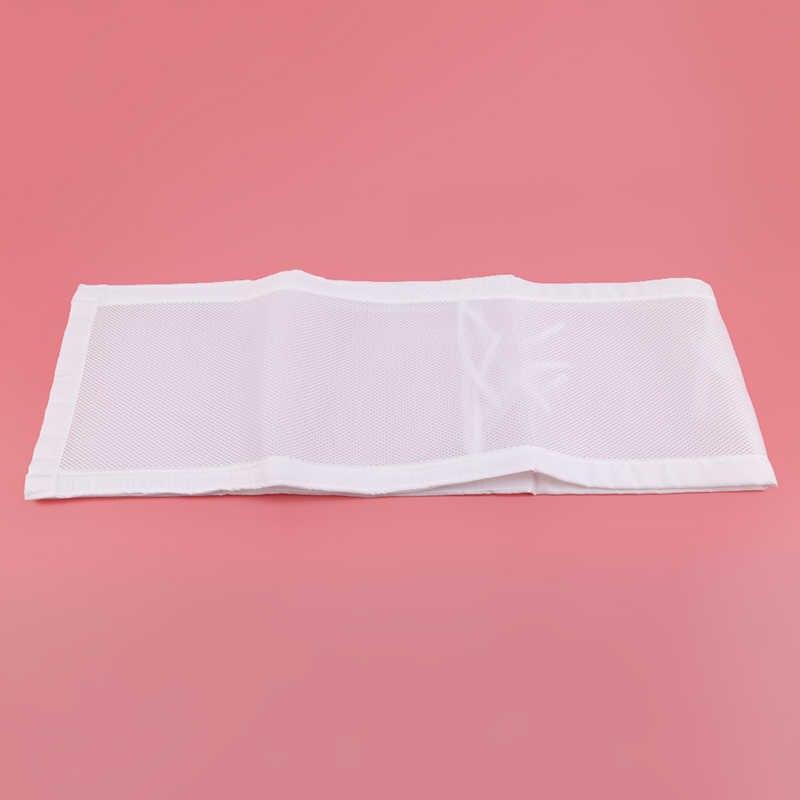 Parachoques de cama de seguridad para chico, cojín de cuna de una pieza, almohadas protectoras para cuna, accesorios de cuna, parachoques de guardería alrededor del Protector de cama