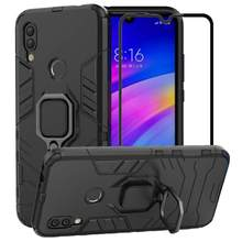 Case For Xiaomi Redmi Note 7 6 5 Pro Redmi 7 6 5 K20 Pro Poco F1 Cover Ring Kickstand Case For Xiaomi Mi 9T 9 Mi 8 SE A2 A1 Lite(China)