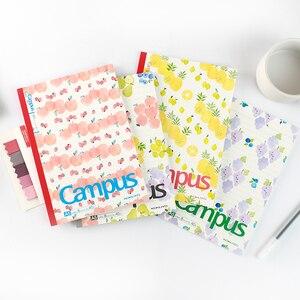 Image 4 - KOKUYO Libreta con diseño de frutas para estudiantes universitarios, libreta de notas con diseño de frutas, A5 / B5