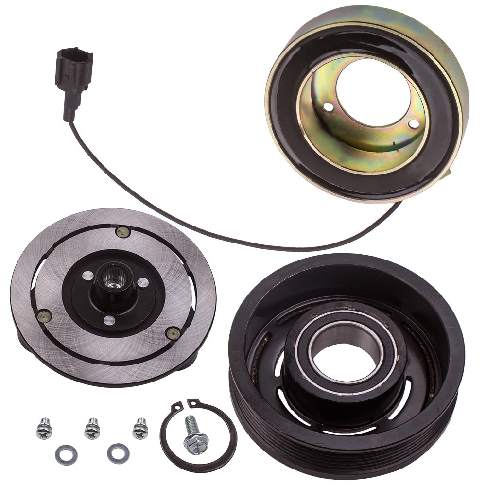 A//C Compressor 67465 Clutch for Nissan Murano Quest 3.5L
