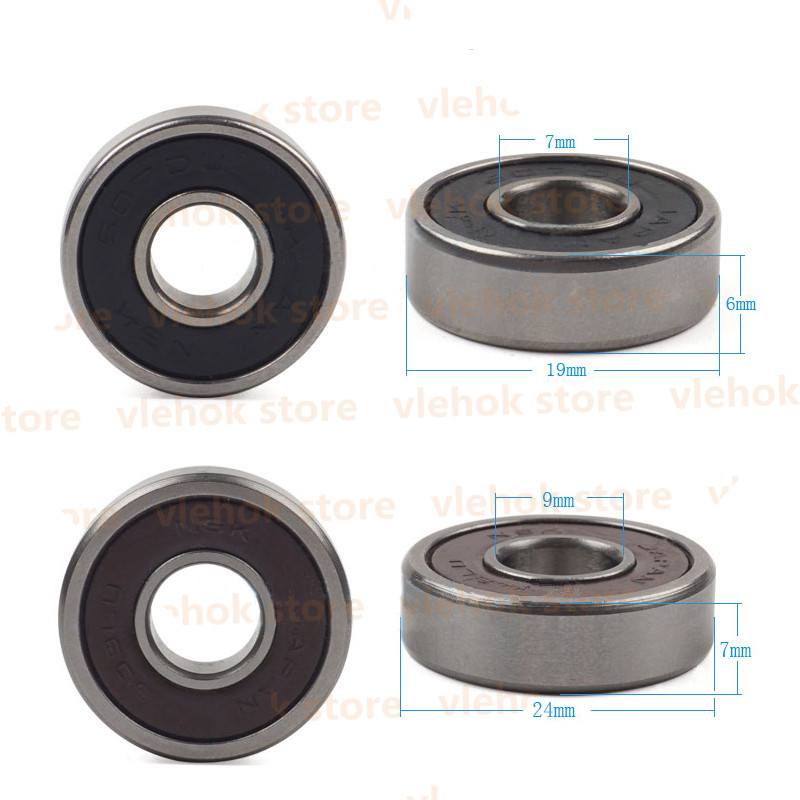 Armature Rotor 607 609 Front And Rear Bearing For BOSCH GBH2-26E GBH2-26D GBH2-26DE GBH2-26DRE Electric  Power Tool Accessories