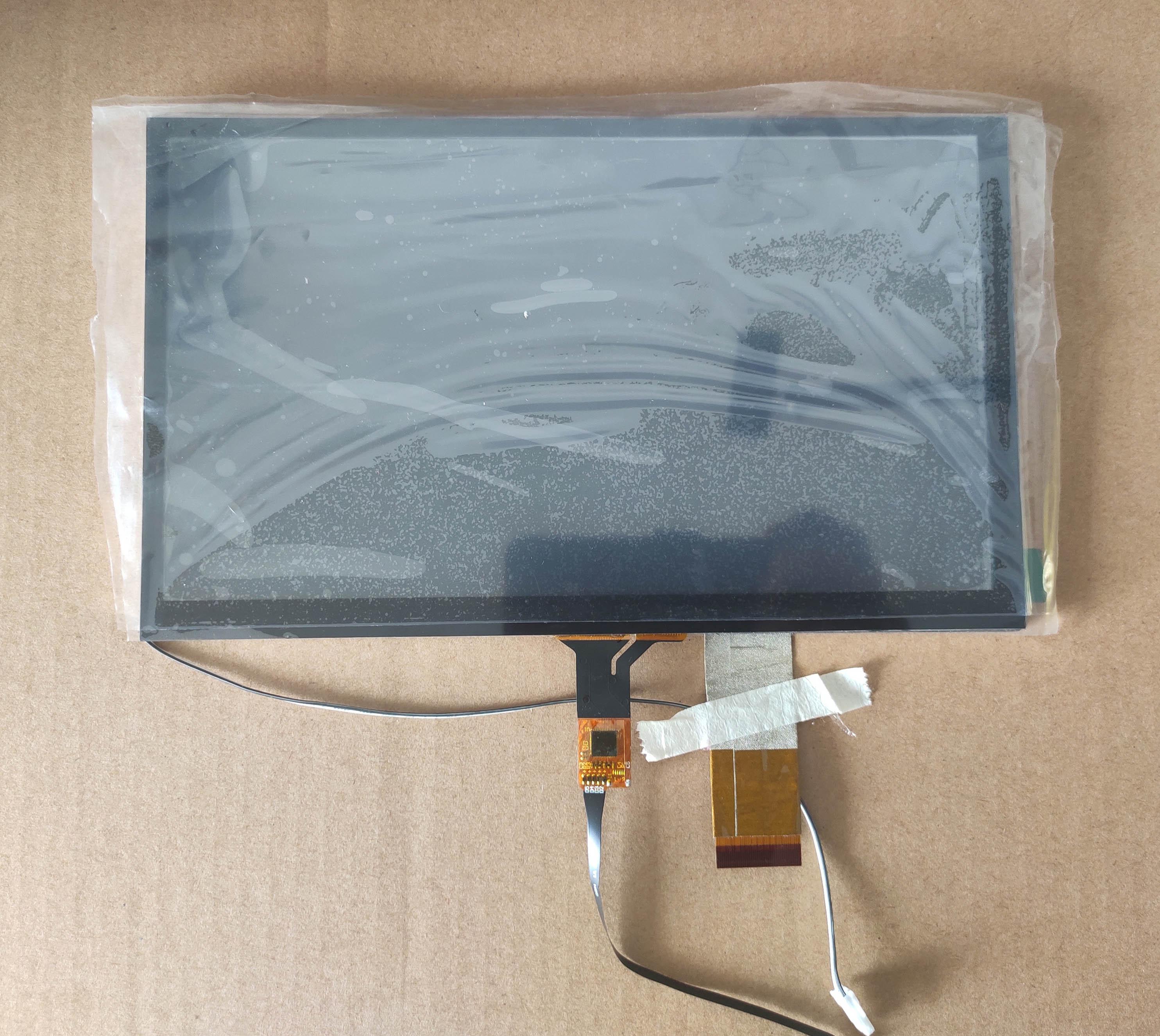 9inch Car Navigation Universal  LCD 40pin  1024*600 NEW  210*126mm  For  Car Radio 210*126mm GT911 6pin