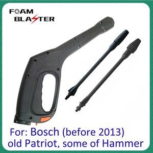 High Pressure Washer Water Spray Gun Lance Nozzle Car Washer Jet Water Gun Lance for Patriot Faip Hammer Bosch Pressure Washer