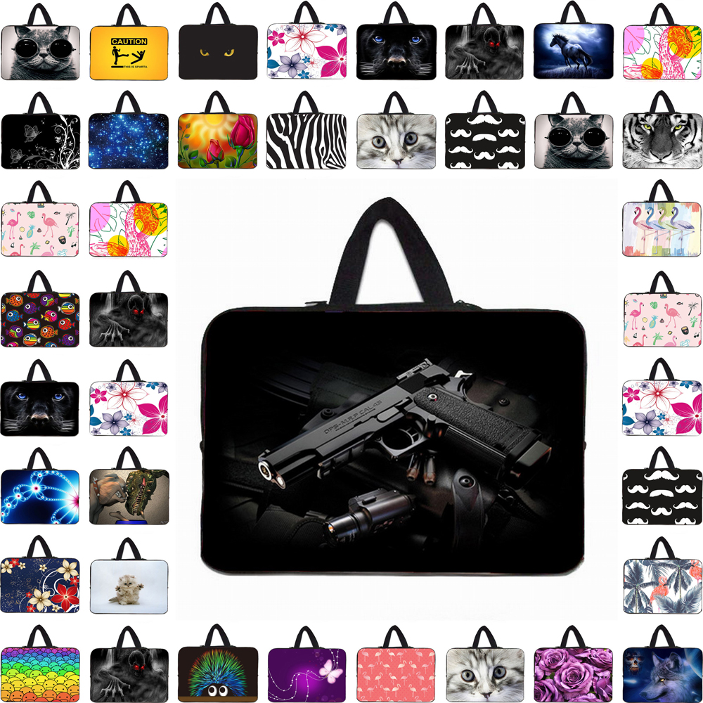 Tablet Case 10 Inc 10.5 Laptop Sleeve Bag For Mac Macbook Pro Air Notebook Case Cover 11.6 12 13.3 14 15.6 16 17
