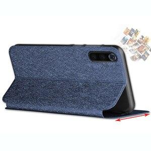 Image 4 - Caso di vibrazione per Huawei Honor caso di 9X HLK AL00 Honor 9X della copertura da 6.59 pollici CPU Kirin 810 posteriore del cuoio mofi del silicone libro di scintillio di lusso