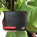 Автомобильный водительский кошелек для KIA OPTIMA K5 CERATO Sorento K2 K3 sportage из натуральной кожи
