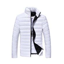 Portabilidade 2019 homens Keep warm Para Baixo Homens Jaqueta de Inverno Quente 90% Pato Branco Com Capuz Casaco d