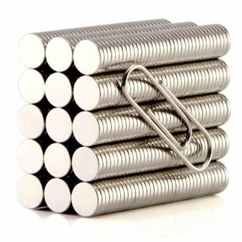 10/20/50/100 sztuk 10x2mm Super mocne silne luzem okrągły dysk neodymowy NdFeB magnesy Dia 10mm x 2mm N35 magnes ziem rzadkich 10*2