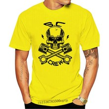 2020 Dgyahjqj Buell American Motorcycles Skull Cotton dame